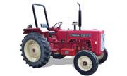 Mahindra E350 tractor photo