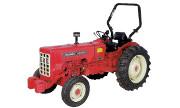 Mahindra 4005 tractor photo