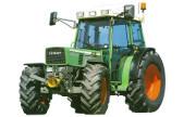 Fendt Farmer 250S tractor photo