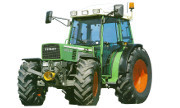 Fendt Farmer 260S tractor photo