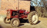 Volvo T320 Buster tractor photo