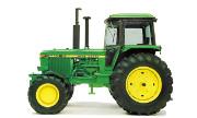John Deere 4640 tractor photo