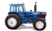 Ford TW-25 tractor photo