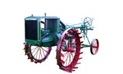 Allis Chalmers 6-12 tractor photo