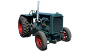 Allis Chalmers L tractor photo