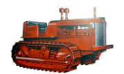 Allis Chalmers HD14 tractor photo