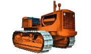 Allis Chalmers HD20 tractor photo