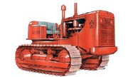 Allis Chalmers HD16A tractor photo