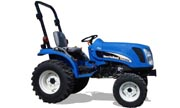 New Holland TC26DA tractor photo