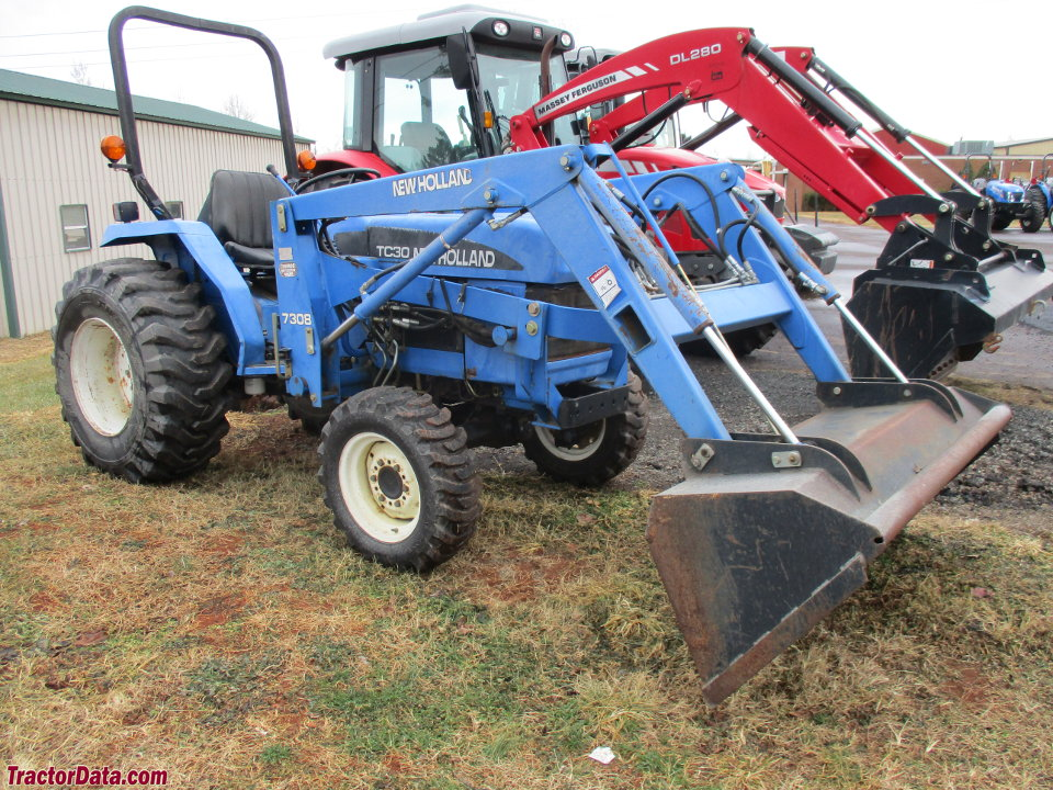 New Holland TC30