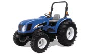 New Holland TC55DA tractor photo