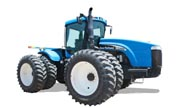 New Holland TJ375 tractor photo