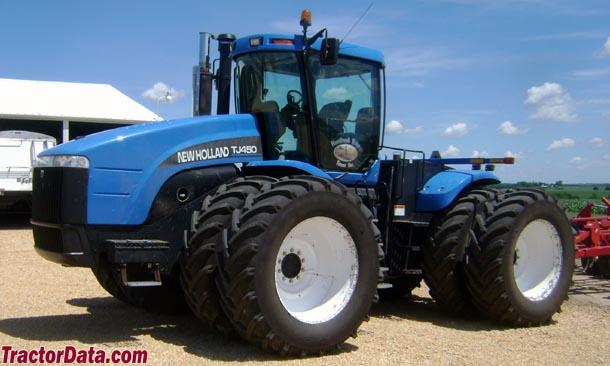 New Holland TJ450