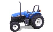 New Holland TB110 tractor photo