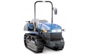 New Holland TK80 tractor photo