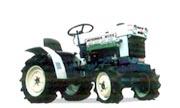 Mitsubishi MT372 tractor photo