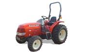 Branson 2910i tractor photo