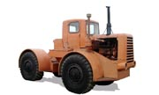 Wagner TR-9 tractor photo