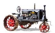 International Harvester Farmall tractor photo