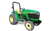 John Deere 4300 tractor photo