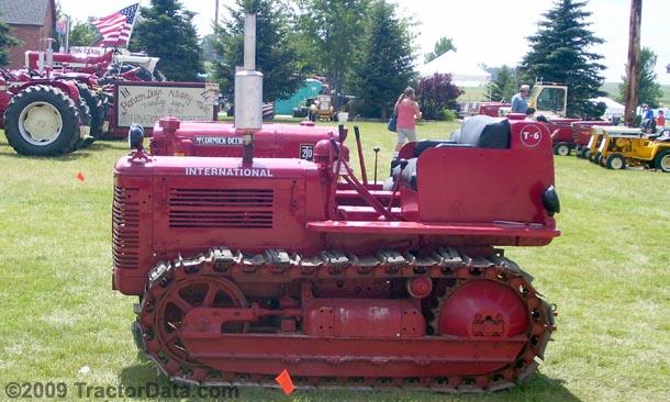 International Harvester T-6