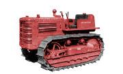 International Harvester T-9 tractor photo