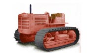International Harvester TD-14 tractor photo