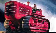 International Harvester TD-18 tractor photo