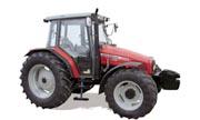Massey Ferguson 4345 tractor photo