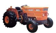 Kubota M4500-OC tractor photo