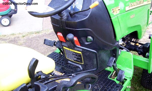 John Deere 2520  transmission photo