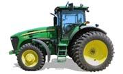 John Deere 7630 tractor photo