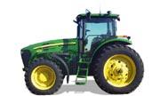 John Deere 7830 tractor photo