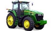 John Deere 7930 tractor photo