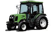 Montana 4920 tractor photo