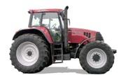 CaseIH CVX 130 tractor photo
