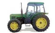 John Deere 2100 tractor photo