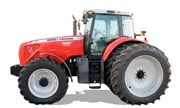 Massey Ferguson 8450 tractor photo