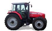 Massey Ferguson 6465 tractor photo