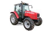 Massey Ferguson 5445 tractor photo