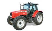 Massey Ferguson 5465 tractor photo