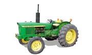 John Deere 920 tractor photo