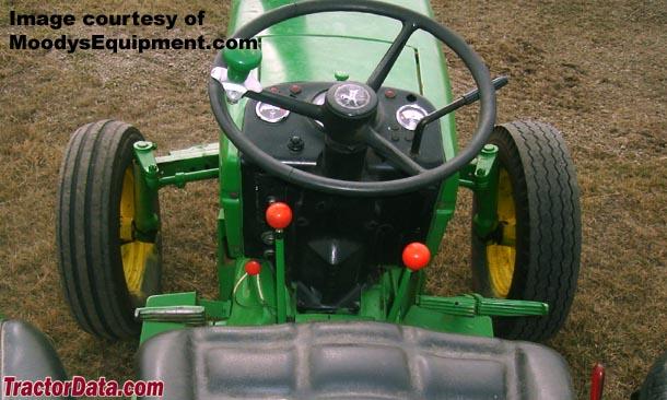 John Deere 920  transmission photo