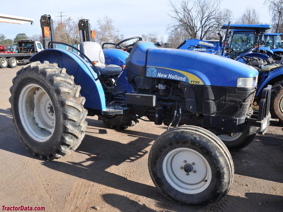New Holland TT50A