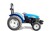 New Holland TT75A tractor photo