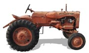 Allis Chalmers D270 tractor photo