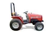 Massey Ferguson 1233 tractor photo