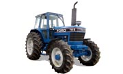 Ford TW-5 tractor photo