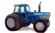 Ford TW-35 tractor photo