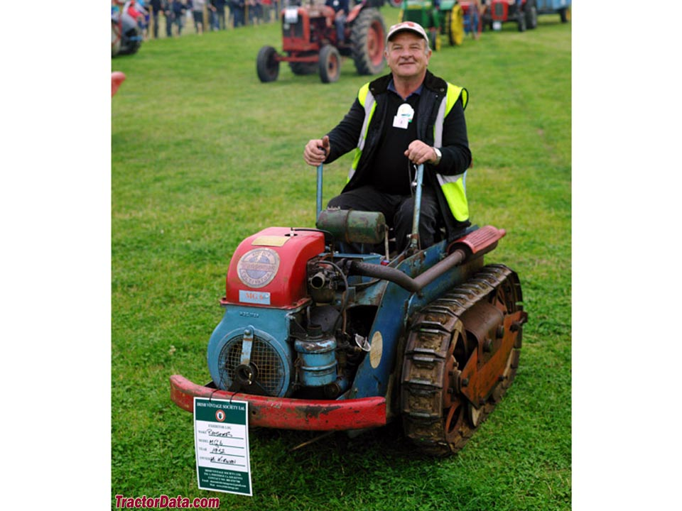 Ransomes MG6